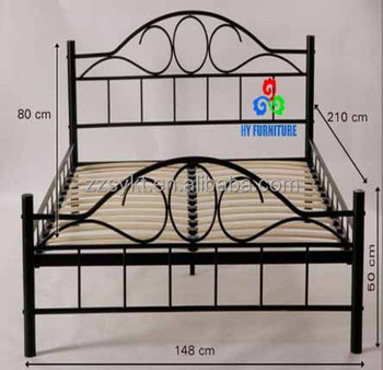 cheap high quality queen size metal bed frame wholesale buy queen size bed metal bed frame. Black Bedroom Furniture Sets. Home Design Ideas