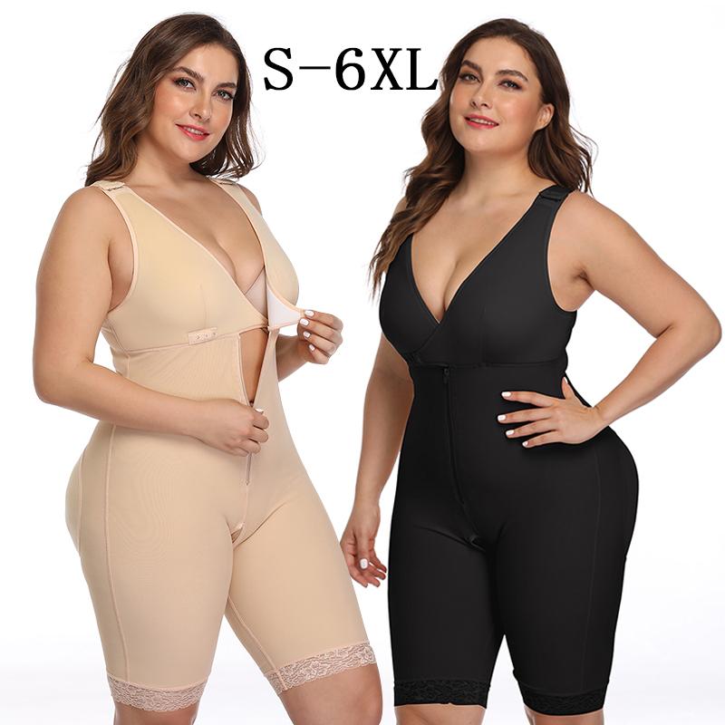 Fajas de Tallas Grandes Para Mujer Waist Shapewear Slimming Shaper Plus Sizes
