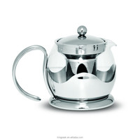 2019 Best Selling Glass Teapot Kettle with Infuser/Strong Borosilicate Clear Glass Tea Pot/lead-free glass tea kettle