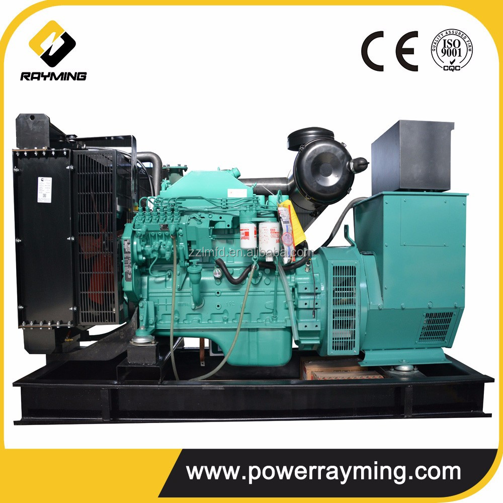Industrial Purpose 50Hz 3 Phase With Cummins Engine Prime Power 80kw Electric Generator Set