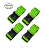 Amazon Hot Selling Luggage Straps Suitcase Belts Travel Bag Accessories 1/2/4 Pack