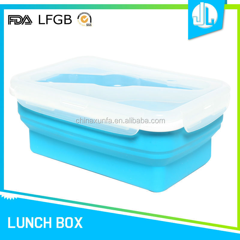 Great material cheap silicone food container