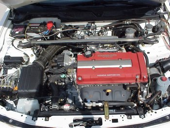 Used Honda B18 Type R Engine