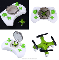 Small Pocket in Hand Fayee FY804 Mini RC Quadcopter 2.4G transmitter Mini Drone LED Light Indoor