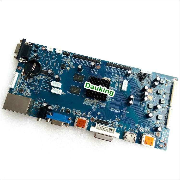 4k 3840x2160 Controller Board For Lcd Panel,4k 60hz Led Lcd ...