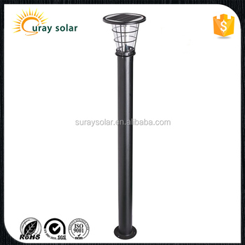 Long Lighting Lithium Battery Backup Outdoor Bollard Garden Lights Sr Gl346 Buy Garden Bollard