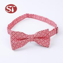 Fashion design custom suit decoration casual baby bowtie