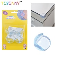 Baby decorative furniture corner guards child safety corner protector baby protection corner set