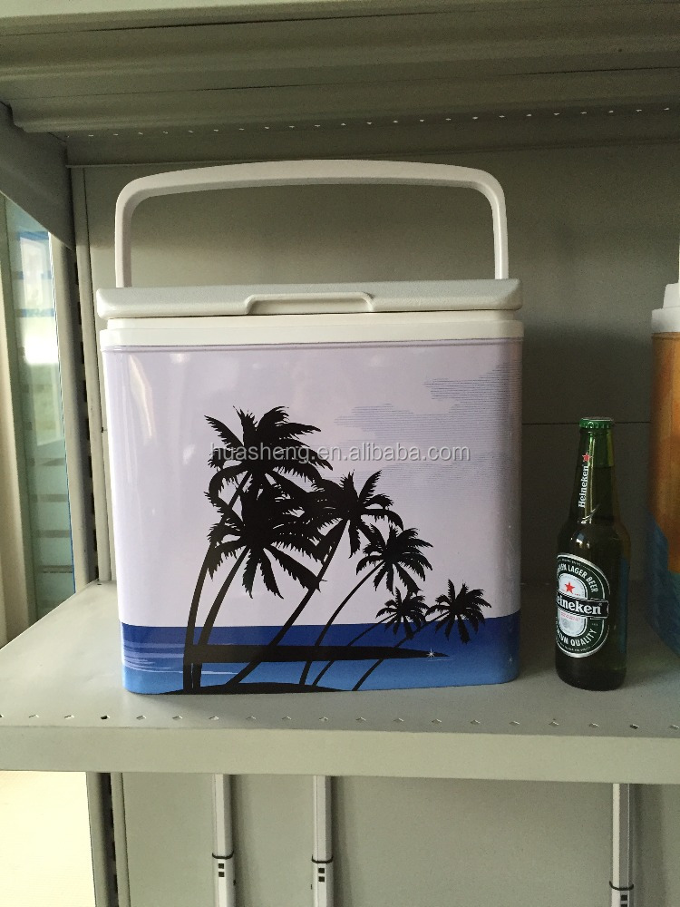 Cans Use and iron plastic rotomolded cooler box