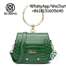 Fashion Women Bag Handbag Crocodile Bag Shoulder Bag