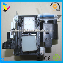 Solvent resistant 7800 9800 pump capping assembly for epson