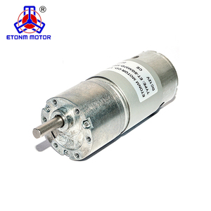 150rpm low price round spur gear motor for range hood