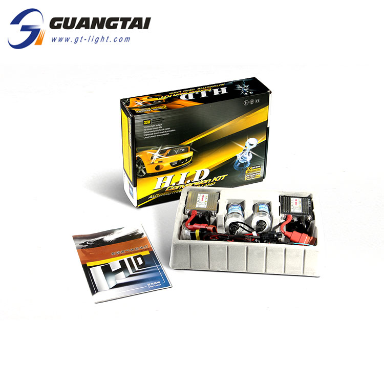 China Leverancier Led Auto Hid Conversie Kit, grensoverschrijdende Supply Xenon Kit