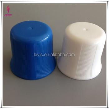 38mm Plastic Horn Shaped Liquid Detergent Bottle Caps