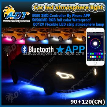 Safe Automotive led strip lights