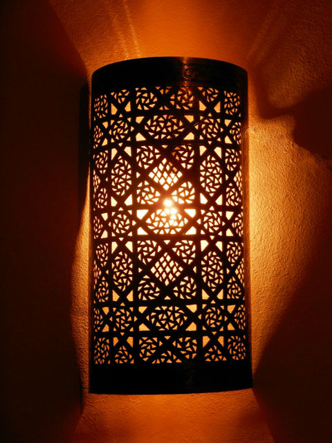 Moroccan darken metal wall lightsconce and its openwork pattern moroccan darken metal wall lightsconce and its openwork patternroccan arts and crafts buy moroccan wall lightwall lamp product on alibaba aloadofball Images