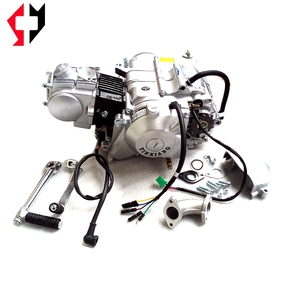 50cc electric starting manual clutch yx Horizontal engine