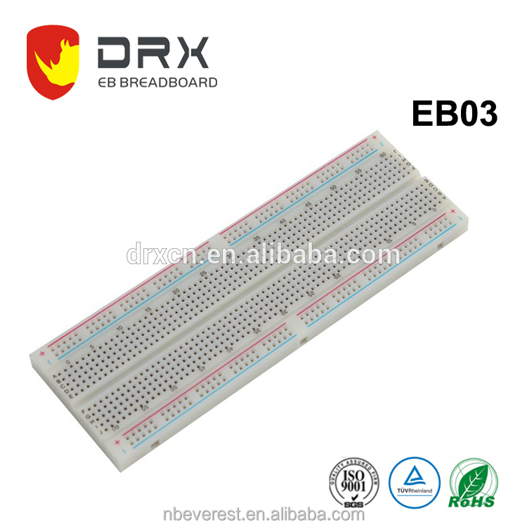 Ningbo everest EB03 elektrische test board 830 breadboard
