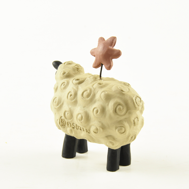 Christ Gifts Religious Sheep Meaning Sheep Figurines Polyresin Animal Figurine