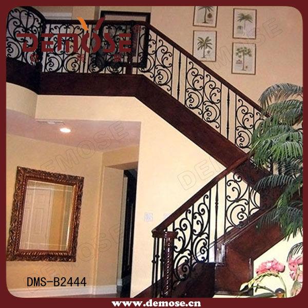 Interior Wrought Iron Handrails, Interior Wrought Iron Handrails ...