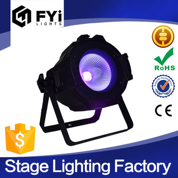 New 100w Stage effect cob led par light