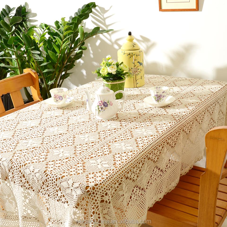 Encuentre el mejor fabricante de patrones manteles crochet y ...