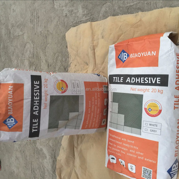Aging Resistant Flexible Tile Adhesive Polymer Cement Modified ...