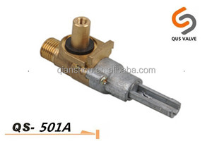 QS-501A cooking range stove top gas control valve