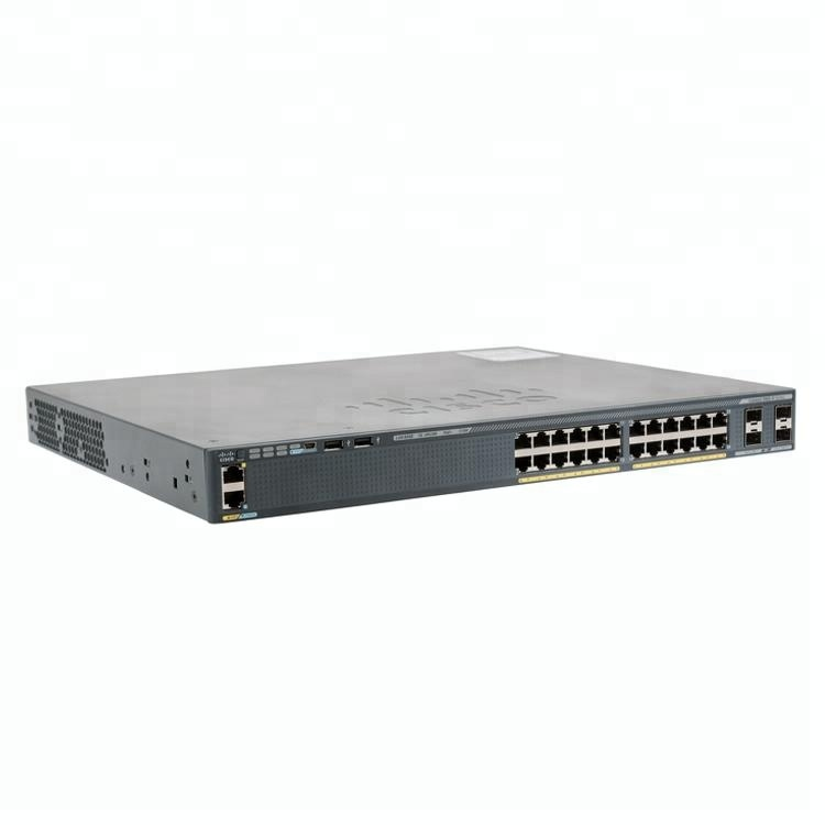 Cisco Catalyst WS-C2960S-24TS-S 24-port 10//100//1000 switch