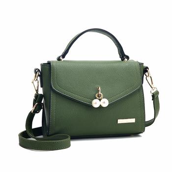 c07c2b7246 china wholesale designers Fashion ladies shoulder bag pu pvc Women Handbags