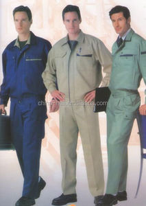 Men's T/C Mechanical Overalls Workwear Uniforms and Work Clothes
