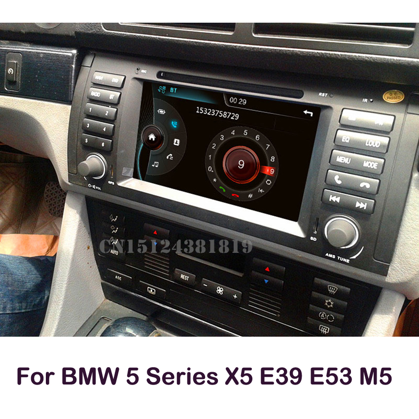 top selling car dvd player for bmw e39 x5 e53 e38 built in. Black Bedroom Furniture Sets. Home Design Ideas