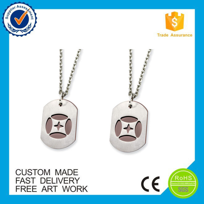 Folk Art Style and China Regional Feature Sublimation dog tag