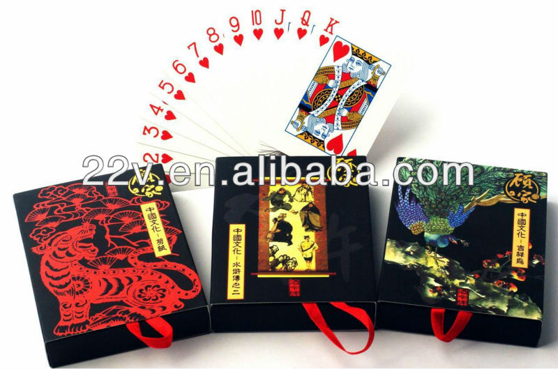 customized designs and logos poker