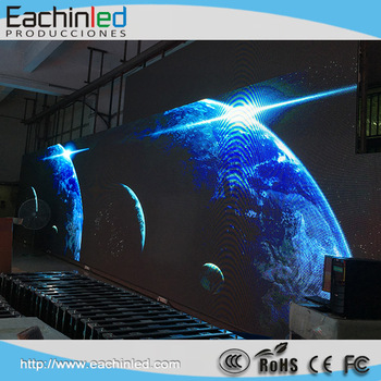 Ultra thin P5.95 Outdoor rental LED screen /Giant pantalla led