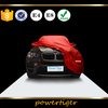 Newest polyester taffeta waterproof SUV Car covers accept OEM Red color