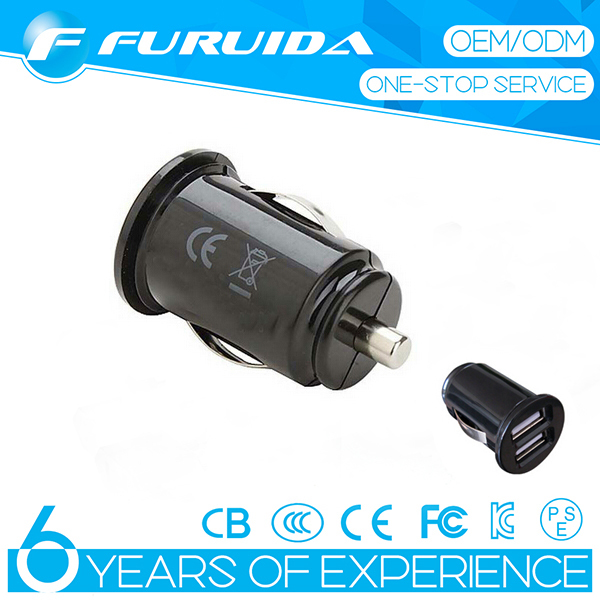AUTO CAR CHARGER USB ADAPTER FOR MP3 MP4 IPHONE 3G 3GS
