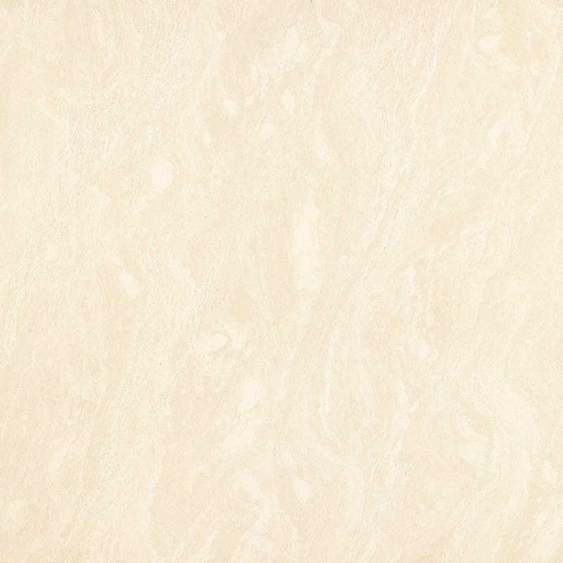 800x800 Marble Look Ceramic Tile Dark Brown Polished