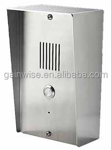 Wireless Gate Control GSM Intercom