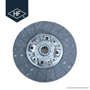Factory supply Heavy duty Truck spare part Clutch disc 31250-E0490 For HINO CITI BUS RK1JSLL RK1JSLU clutch disc plate
