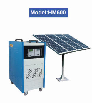 Uninterrupted PV Power System 5000W