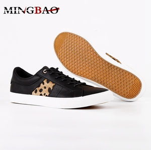 Custom Fashion Types mens leather casual shoes