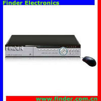high quality D1 Standalone DVR with 16 CH, PELCO-D,PELCO-P,H.264 Digital Video Recorder