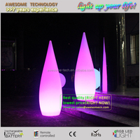 multi color event lounge decor / event stage led lighting decoration