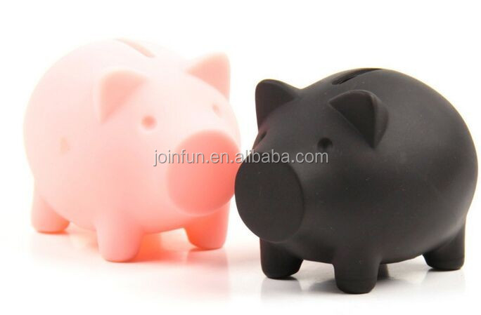 10 Piggy Banks That Won't Break the Bank. You don't have to spend a lot to save a lot. Here are 10 piggy banks under $50 that will add up to major savings for your child.