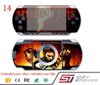 Portable decal skin sticker for Sony playstation PSP 1000