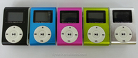 Wholesale Mp3,Support TF Card Mp3 Player Music Downloads Clip Mini Mp3 player