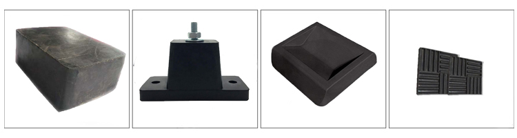 Ideal for Vibration Reduction and Shock Absorber | Rubber Isolation Feet