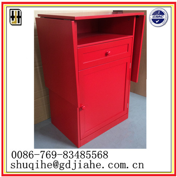 manufacture cheap MDF high quality living room cabinet,end table