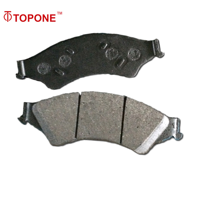 D1676 Security Famous Brand Brake Pad GDB2005 AB312L361AB For FORD RANGER Brake Pad